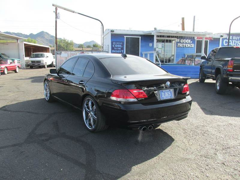 2008 BMW 7 Series ALPINA B7 4dr Sedan - Phoenix AZ