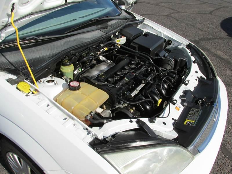 2005 Ford Focus ZX4 S 4dr Sedan - Phoenix AZ