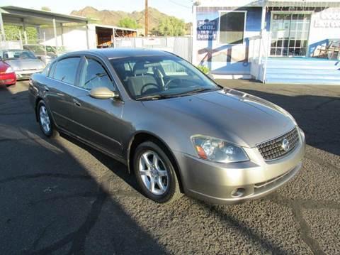 2005 Nissan Altima for sale in Phoenix, AZ