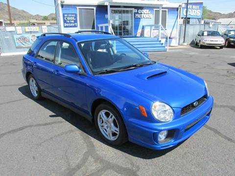 2002 Subaru Impreza for sale in Phoenix, AZ