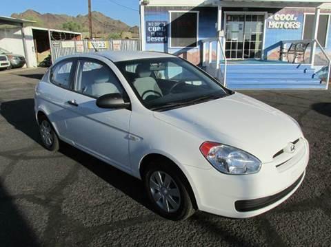 2007 Hyundai Accent for sale in Phoenix, AZ