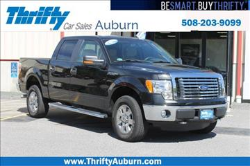 2012 Ford F-150 for sale in Auburn, MA
