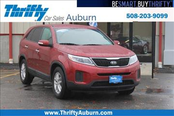 2015 Kia Sorento for sale in Auburn, MA