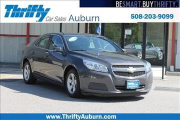 2013 Chevrolet Malibu for sale in Auburn, MA