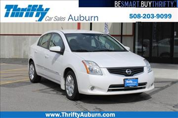 2012 Nissan Sentra for sale in Auburn, MA