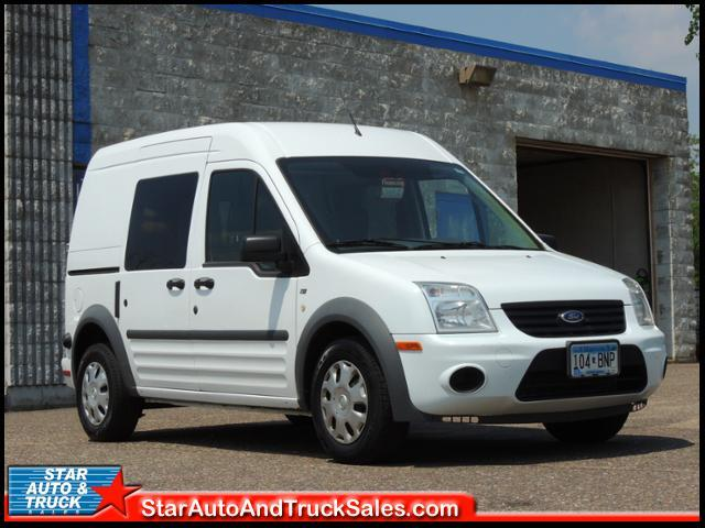 Used 2010 Ford Transit Connect Cargo Van XLT 4dr Miniw ...