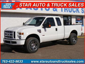 2009 Ford F-250 Super Duty for sale in Ramsey, MN