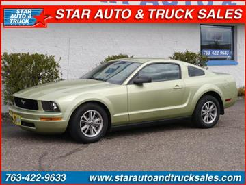 2005 Ford Mustang for sale in Ramsey, MN