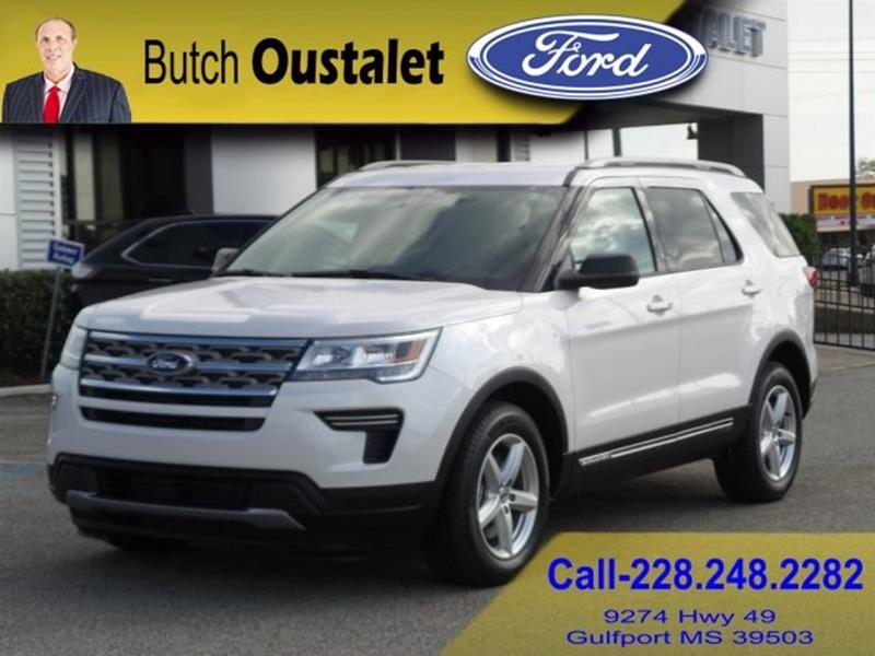 Butch Oustalet Gulfport Ms >> New Ford Explorer For Sale in Gulfport, MS - Carsforsale.com