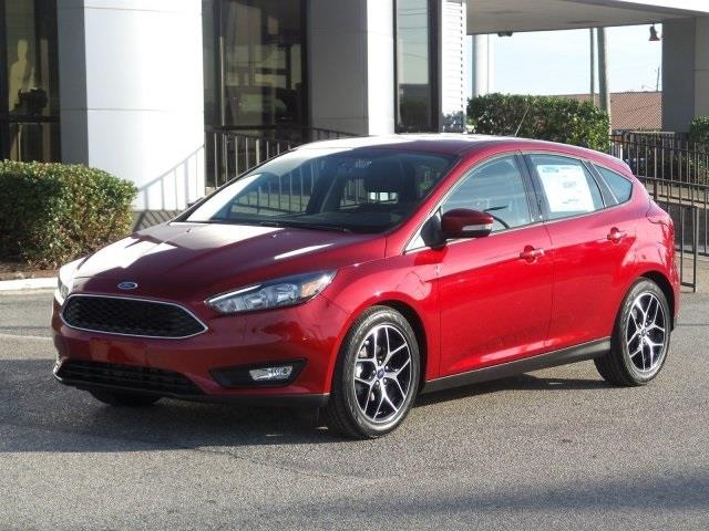 2017 ford focus sel 4dr hatchback in gulfport ms butch. Black Bedroom Furniture Sets. Home Design Ideas