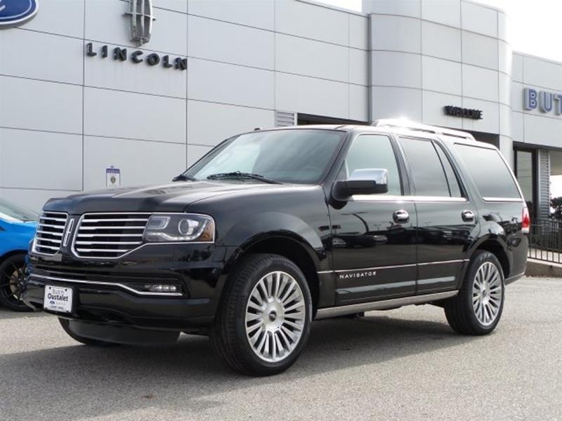 2017 lincoln navigator 4x2 reserve 4dr suv in gulfport ms butch oustalet ford lincoln. Black Bedroom Furniture Sets. Home Design Ideas