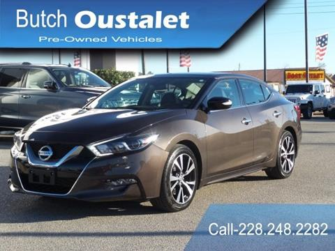 Butch Oustalet Gulfport Ms >> 2016 Nissan Maxima For Sale in Gulfport, MS - Carsforsale.com