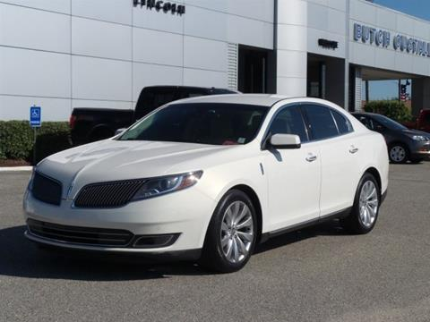 2013 Lincoln MKS for sale in Gulfport, MS