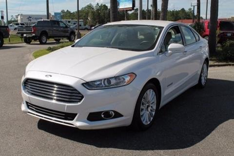 2016 Ford Fusion Hybrid for sale in Gulfport, MS