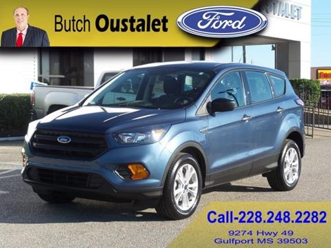 2018 Ford Escape for sale in Gulfport, MS