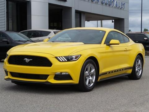 Butch Oustalet Ford >> 2016 Ford Mustang For Sale - Carsforsale.com