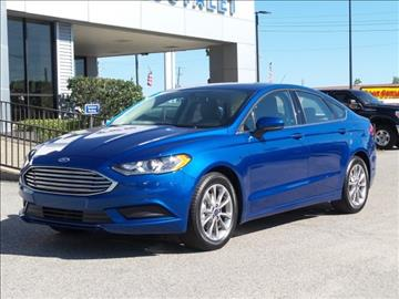 2017 Ford Fusion for sale in Gulfport, MS