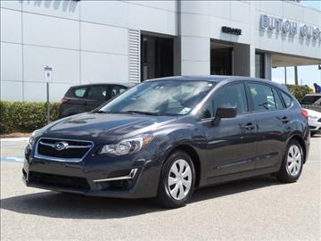 Butch Oustalet Ford >> Subaru Impreza For Sale - Carsforsale.com