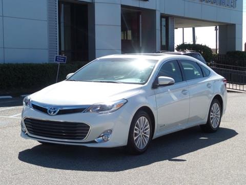 2013 Toyota Avalon Hybrid for sale in Gulfport, MS