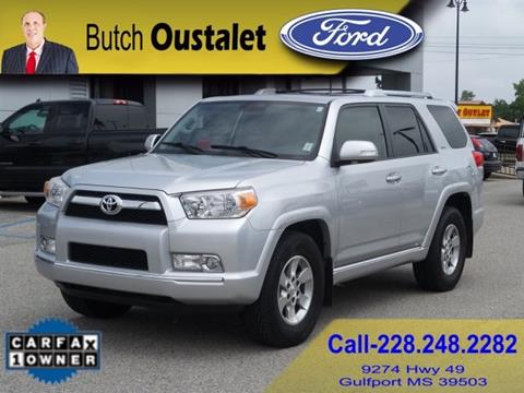 2013 Toyota 4Runner for sale in Gulfport, MS