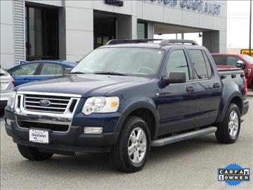 2007 Ford Explorer Sport Trac for sale in Gulfport, MS
