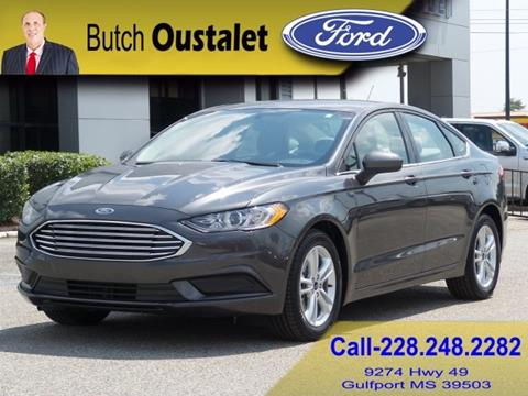 2018 Ford Fusion for sale in Gulfport, MS