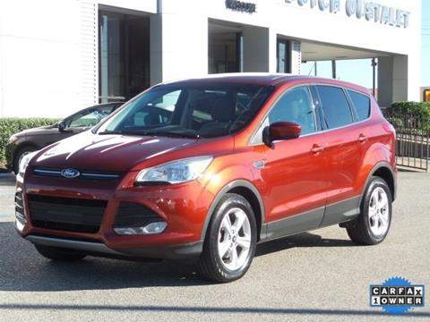 2015 Ford Escape for sale in Gulfport, MS