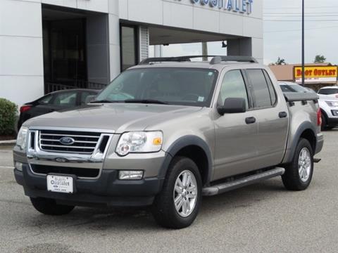 Butch Oustalet Ford >> Ford Explorer Sport Trac For Sale - Carsforsale.com