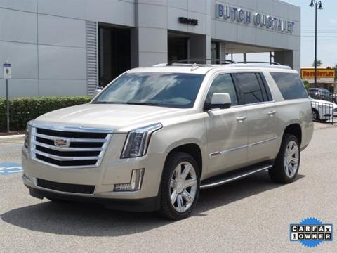 2015 Cadillac Escalade ESV for sale in Gulfport, MS