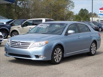 2011 Toyota Avalon for sale in Gulfport, MS