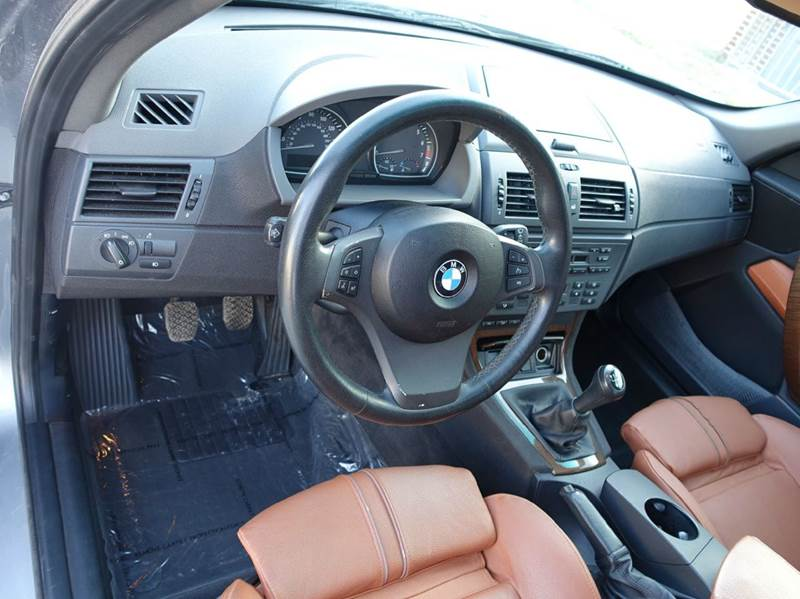 2004 Bmw X3 3.0i AWD 4dr SUV In Houston TX - Universal Credit