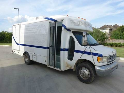 1998 Ford E-Series Cargo for sale in Houston, TX