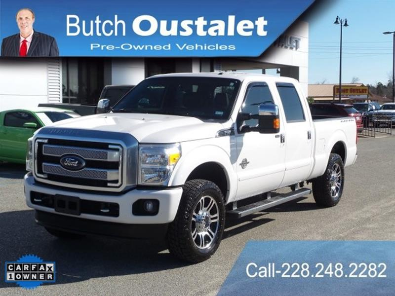 Ford F 250 Super Duty For Sale in Gulfport MS