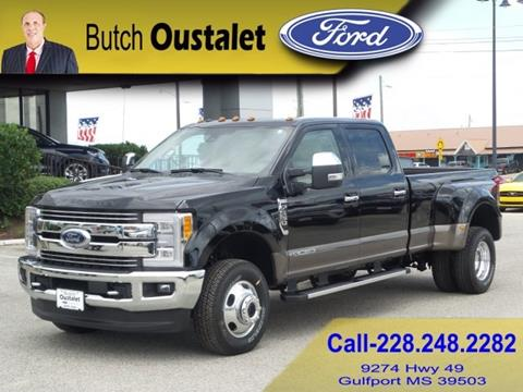 Butch Oustalet Ford >> Ford F-350 Super Duty For Sale in Mississippi - Carsforsale.com