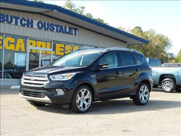 2017 Ford Escape for sale in Gulfport, MS