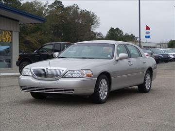 2006 Lincoln Town Car for sale in Gulfport, MS