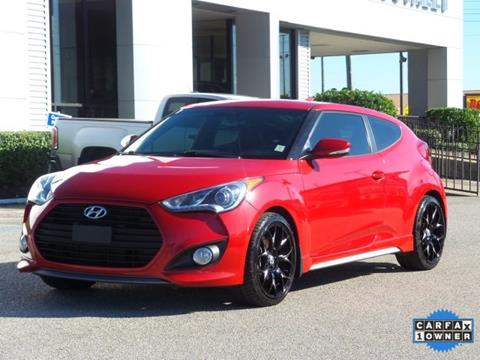 2013 Hyundai Veloster Turbo for sale in Gulfport, MS