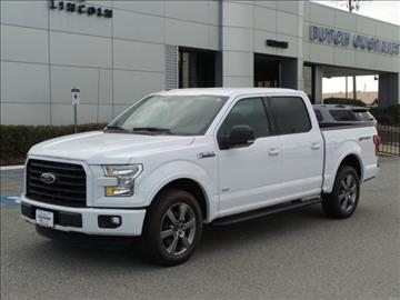2016 Ford F-150 for sale in Gulfport, MS
