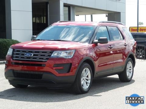 2016 Ford Explorer for sale in Gulfport, MS