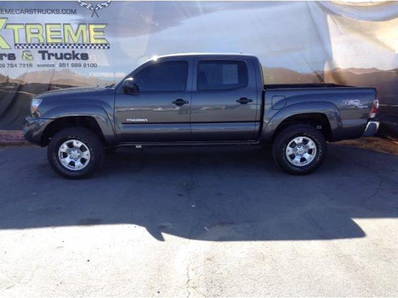 Extreme Cars And Trucks Riverside >> 2011 Toyota Tacoma For Sale in California - Carsforsale.com