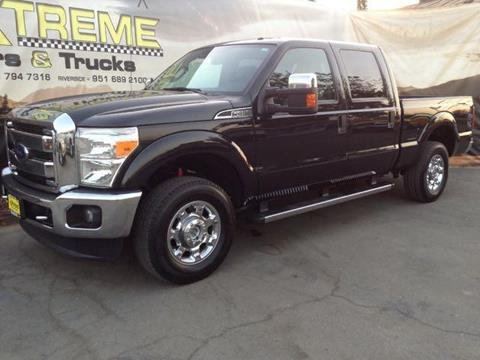 2013 Ford F-250 Super Duty for sale in Riverside, CA