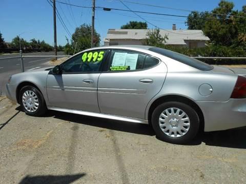 2007 Pontiac Grand Prix For Sale California Carsforsale Com