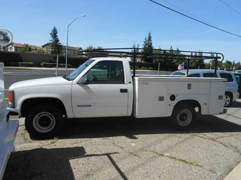 1999 GMC C/K 3500 Series for sale in Oakdale, CA