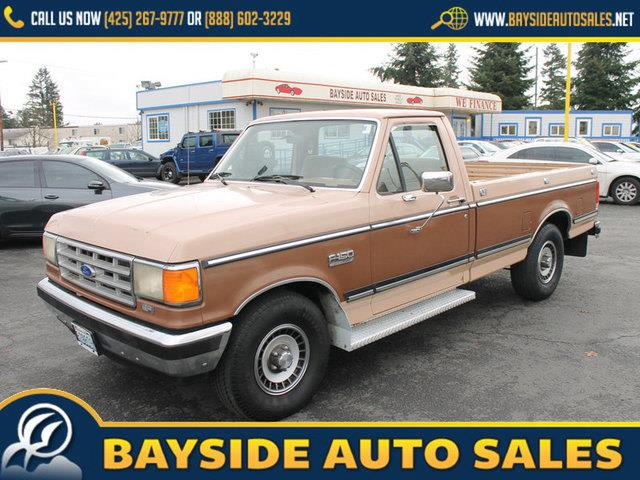 Used 1987 Ford F 150 For Sale Carsforsale Com