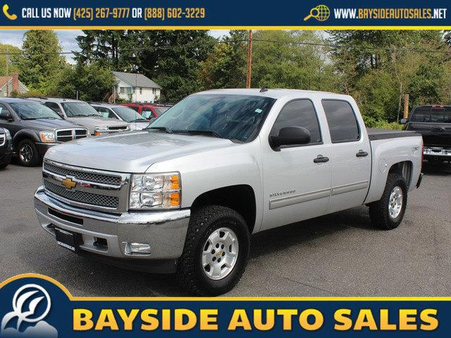 Chevrolet trucks for sale in everett wa for Clyde revord motors everett wa