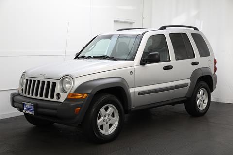 2006 Jeep Liberty for sale in Everett, WA