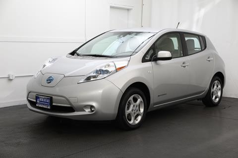 2012 Nissan LEAF for sale in Everett, WA