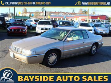 1995 Cadillac Eldorado for sale in Everett, WA