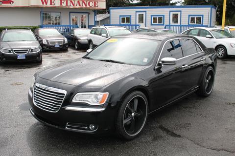 2013 Chrysler 300 for sale in Everett, WA