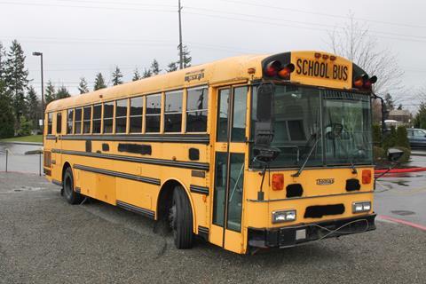 1995 Thomas Built Buses ER Transit for sale in Everett, WA